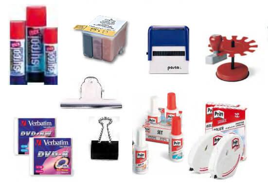 Cancelleria e materiale per ufficio a milano imballaggio for Materiale per ufficio